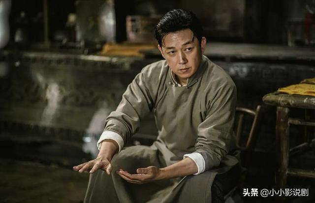 潘粤明新剧《鬼吹灯》,《怒晴湘西》原班人马回归,又一部黑马剧